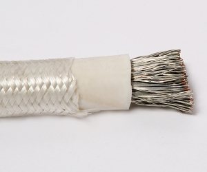 Fiberglass Braided Wire